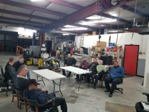 Team building and bonding at Cary Car Care - Cary Car Care